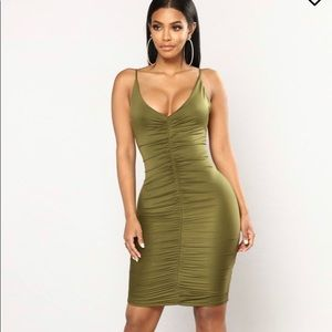 Fashion Nova dress size xs